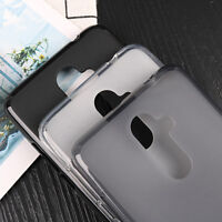 Soft Silicone Gel TPU Back Protective Matte Case Cover Skin For Cubot X18 Plus