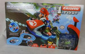Carrera First Mario Kart Rennbahn Set 1 Slotcar fehlt !!