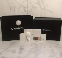 """NEW PERFECT 2018 Authentic Chanel Magnetic Storage Box Gift Set 15"""" x 11.5"""" x 6"""""""