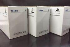 3 x CT202330 Generic BLACK HY 2.6K Toner for Fuji Xerox P225d/P265dw/M225dw