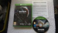 MASS EFFECT ANDROMEDA XBOX ONE V.G.C. FAST POST COMPLETE