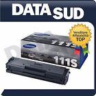 TONER SAMSUNG MLT-D111S ORIGINALE BLACK Xpress M2070 M2070FW M2020 M2022W