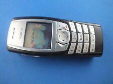 Original Nokia 6610 NHL-4U Schwarz ohne Simlock Unlocked Rarität Oldphone NBox31