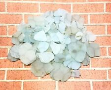 "1LB ""Safety Glass"" Wired SEA GLASS Frosted Jewelry Craft Quality Surf Tumbled!"