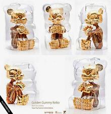 Fools Paradise FIGURE Golden Gummy Keiko Taipei Toy Exclusive #TTF2014 IN STOCK