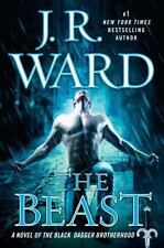 The Beast The Black Dagger Brotherhood Series Book 14 by J. R. Ward Hardcover JR