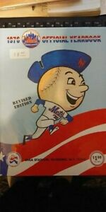 1976 BICENTENNIAL METS OFFICIAL YEARBOOK, SHEA STADIUM MINT IN PLASTIC SLEEVE