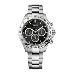 Hugo Boss 1512965 Herren Chronograph Pioneer Uhr Armbanduhr NEU