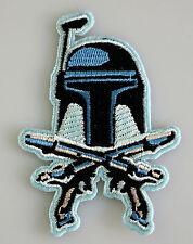 Star Wars - Jango Fett - Uniform Patch Kostüm Aufnäher - zum Aufbügeln - neu