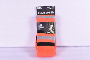 Men's Adidas ForMotion Team Speed Climalite Crew Socks - Choose Color & Size