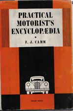 Practical Motorist's Encyclopedia guide to principles upkeep maint. & repair 7th