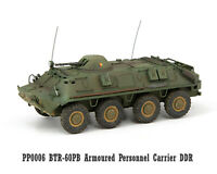 S-Model 1/72 German BTR-60PB Armoured Personnel Carrier DDR #PP0006