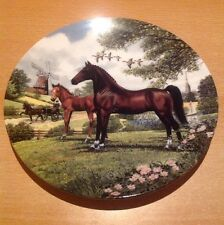 Sammelteller von Royal Doulton, The Hackney, limitierte Edition, Plate No. 2419A
