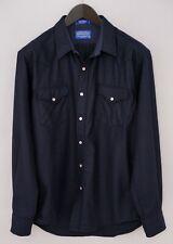 Men Pendleton Casual Shirt Wool Lumberjack Warm M MIA803