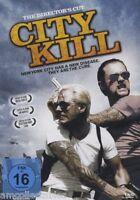 DVD - City Kill -due Schlimme Dito Am Deduzione Des Gesetzes [Director's - Nuovo