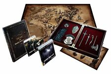 PS3 DARK SOULS II 2 Collectors Limited Edition Japan Maps Soundtrack NEW