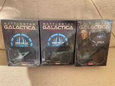 3x Viper Mark 7 mk vii Battlestar Galactica Starship battles Miniatures Game