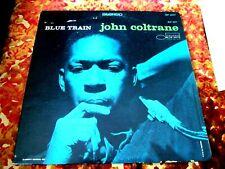 JOHN COLTRANE BLUE TRAIN STEREO LP BST 81577 BLUE NOTE THE FINEST IN JAZZ 1939