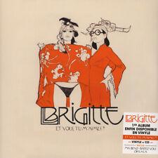 Brigitte - Et vous,tu m'aimes? (Vinyl 2LP+CD - 2018 - EU - Original)