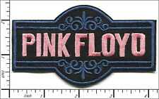 20 Pcs Embroidered Iron on patches Pink Floyd Rock Music Band AP056pF