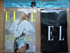 ELLE POLAND 7/2019 + Elle Bag / ANJA RUBIK on cover Kraftwerk,Aneta Kręglicka