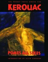 Pomes All Sizes, Paperback by Kerouac, Jack, Brand New, Free P&P in the UK
