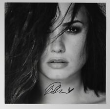 Demi Lovato JSA PSA Autograph Signed Album Flat Record Tell Me You Love Me