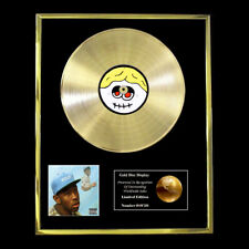 More details for tyler the creator wolf cd gold disc vinyl record  free shipping to u.k.