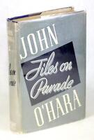 JOHN O'HARA FIRST EDITION 1939 FILES ON PARADISE HARDCOVER w/DJ SHORT STORIES
