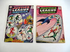 *Justice League Of America #16 And #17 Guide $115 Adam Strange!
