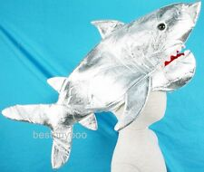 HALLOWEEN SHARK FISH FANCY COSTUME HAT MASK KIDS CAP