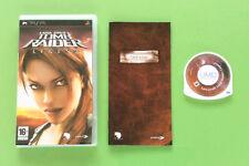 Lara Croft: Tomb Raider - Legend for PSP