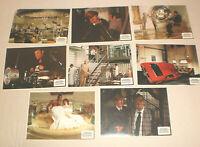 8 AHF Aushangfotos,DIAMATENFIEBER ,JAMES BOND, 007,SEAN CONNERY