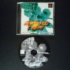 ARMORED CORE PlayStation NTSC JAPAN・❀・SHOOTER MECH PSOne Books PS1 アーマード・コアシリーズ