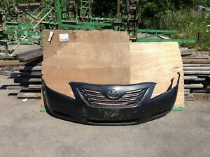 07-09 Toyota Camry OEM Used Front Bumper Cover (BP0798)