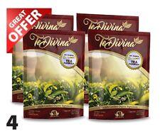 AUTÉNTICO,Te Divina,Original Detox & Cleansers tea 4 week Supply
