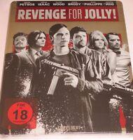 Revenge for Jolly - Blu-ray/NEU/Oscar Isaac/Elijah Wood/Steelbook/FSK18