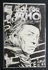 Doctor Who #! IDW DF Exclusive Cover