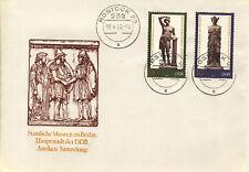 Ersttagsbrief DDR MiNr. 2790-2791, Staatliche Museen Berlin: Kunstwerke