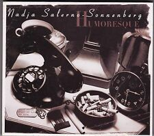 Nadja Salerno-Sonnenberg - Humoresque - CD (Nonesuch)