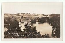 Brookdale, Ont.,Canada, Advertising Postcard, Real Photo, J.E. Evans, Walsingham