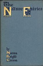 The Nature Fairies by Norma Bright Carson 1911 George H Doran Company
