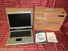 """ACER Extensa 2603 15,4"""" Notebook, 60gb, HDD in scatola originale, parte difettoso si prega di leggere"""