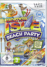 """"""" Vacation Isle: Beach Party  """" (Wii)"""