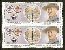 CHILE 1982 STAMP # 1029/30 MNH TWO SERIES BOY SCOUTS