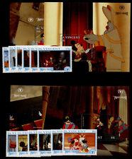 St Vincent 1506-21 MNH Disney, The Prince & The Pauper