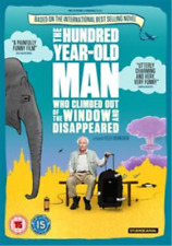 100-year-old Man Who Climbed out The Window and Disappeared - DVD Region 2 BRAND