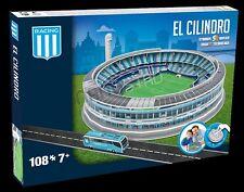 Carreras Club ARGENTINA EL CILINDRO Estadio 3d Puzle Rompecabezas ( KOG )