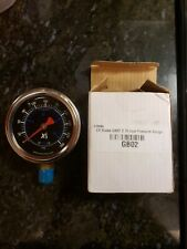 Xs Scuba Diving low pressure Lp 2nd Stage Regulator Gauge