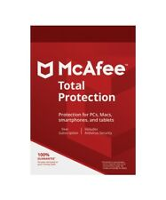 McAfee Total Protection - 1 Device / 3-Year - Global - CD